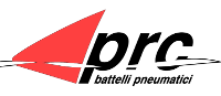 P.R.C. Gommoni Battelli Pneumatici Logo